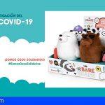 Alcampo se llena de 'Somos Osos Solidarios' para apoyar el Fondo CRIS Investigación COVID-19 y Cáncer