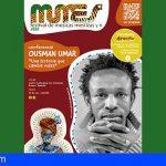 Arona | Ousman Umar compartirá en MUMES su experiencia de llegar en patera a Fuerteventura
