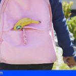 Plátano de Canarias y Serunion fomentan la alimentación saludable en 1.400 centros escolares