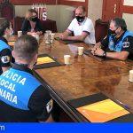 Guía de Isora sumará en los próximos meses tres agentes de la Policía Local