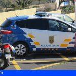 Dos detenidos en Granadilla, uno por robo en una tienda deportiva y otro por conducción temeraria