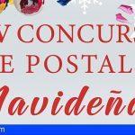 Stgo. del Teide | Tinixayra Logara Martín, ganadora del Concurso de Postales Navideñas