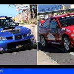 Segundo y tercer puesto para el equipo Febrigar Car CarSport en La Subida Icod-La Guancha