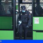 Tenerife reforzará la presencia policial en el transporte público