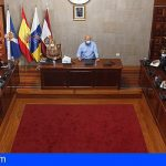 Granadilla celebra una reunión de coordinación para hacer frente al intrusismo en el sector del taxi