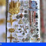 La Laguna | Detenido por robo en la iglesia de La Concepción, e investigado por 5 hechos más
