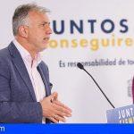 Canarias coordina con el Reino Unido estrategias de cara al previsible levantamiento de las restricciones en diciembre