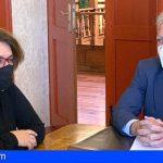 Guía de Isora firma la carta de compromiso del proyecto de Sostenibilidad «Biosphere»