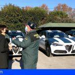 La Guardia Civil adquiere 50 vehículos eléctricos dirigidos a las zonas portuarias y aeropuertos