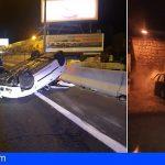 Granadilla | Un fallecido tras un accidente de tráfico en el Polígono Industrial