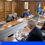 Canarias presentará a partir de enero un plan de medidas en apoyo a empresas y autónomos