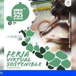 Arona SOS Atlántico muestra los trabajos de diez artesanos sostenibles en una feria virtual