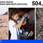 Fuerteventura | Recolectados más de 500 kilos de residuos plásticos en Cofete, según el Observatorio de Basuras Marinas