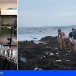 Investigadores de la ULL estudian los efectos del cambio climático en las especies costeras de Tenerife