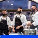 Adeje   La combinación perfecta en Donaire con las cocinas 'atrevidas' de Fran Expósito y Armando Saldanha