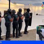 Seis detenidos y 268 kilos de cocaína incautados en Lanzarote