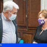 Adeje y la ULL firman un convenio para mejorar la seguridad del municipio ante el Covid-19