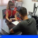 Cruz Roja y Gobierno de Canarias cubren las necesidades básicas de más de 2.500 menores