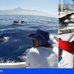 Arona SOS Atlántico | Pioneros en el estudio de los cetáceos en Canarias compartirán sus experiencias en un debate