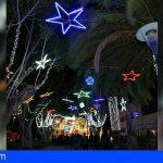Granadilla | El alumbrado navideño se reduce al 50% y se centra en las zonas comerciales