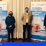 """Guía de Isora presenta la campaña """"Invirtiendo, con calidad, en el futuro del agua"""""""