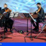 Granadilla despide el 2020 con una verbena virtual y abre el 2021 con el Cuarteto de Cuerda 'Eutherpes'