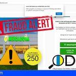 ODIC | No, Mercadona no está sorteando tarjetas regalo valoradas en 180€