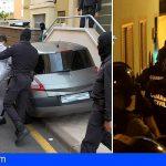 Desarticulado en Tenerife uno de los Grupos Criminales más activos en robos con fuerza en viviendas habitadas