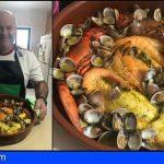 Juan Santana | Caldereta de pescado con marisco Barbuzano
