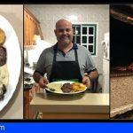 Juan Santana | Entrecot a la brasa con salsa de champiñones Barbuzano