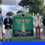 Santa Cruz y Ecovidrio retan a intercambiar kg de envases de vidrio por kg de alimentos