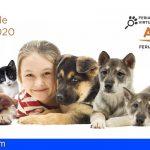 Se elevan las críticas animalistas de la feria del Cabildo de Gran Canaria por el cartel utilizado