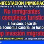 Únete por Canarias convoca a la manifestación del 5D en Gran Canaria