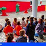 La Navidad llega a los centros educativos de San Miguel con cuentacuentos, teatro, cine y más!