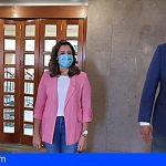 Granadilla recibe la mayor subvención de todas las administraciones de Canarias