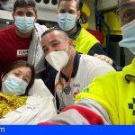 El SUC asistió un parto en un domicilio en Gran Canaria