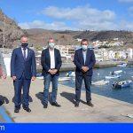 La Gomera | El puerto de Playa Santiago se ampliará y mejorará para albergar ferris de grandes dimensiones