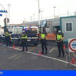 Cuatro detenidos en el Puerto de Santa Cruz por usar pasaportes de Senegal, propiedad de otras personas