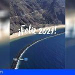 El destino Islas Canarias lista ofrece doce deseos muy valorados para felicitar el año nuevo