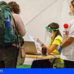 Canarias | El 73% de los viajeros nacionales han presentado ya prueba diagnóstica negativa de Covid en Aeropuertos