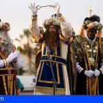 Este año, en Adeje, el recibimiento de SS.MM los Reyes Magos será virtual