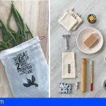 Un taller muestra el camino para una vida sin plástico en Arona SOS Atlántico