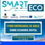 Adeje abre las inscripciones para el I Foro Empresarial sobre Economía Digital
