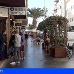 Arona | Un bando permite pedir la ampliación de terrazas y la colocación de mesas y sillas
