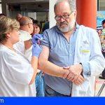 Canarias | Sanidad envía 300.000 SMS para recordar la necesidad de vacunarse frente a la gripe