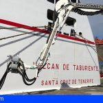 Naviera Armas estrena el sistema 'cold ironing' en La Gomera