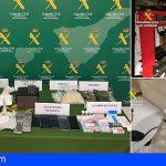 Desarticulan en Tenerife una importante organización criminal dedicada al tráfico de drogas