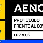 Correos obtiene la Certificación de AENOR frente al COVID-19