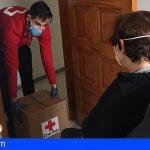 Cruz Roja responde en Canarias a más de 159.000 personas afectadas por la Covid-19