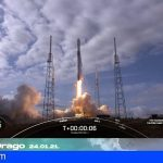 Tenerife | Lanzan al espacio la primera cámara infrarroja desarrollada por el IAC